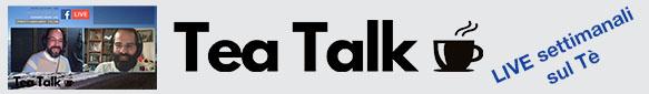 Tea Talk LIVE sul Tè - Sponsor